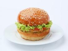 Гамбургер с куриной котлетой, 120 г