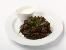 Голубцы с мясом (виноградный лист)