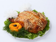 Курица фаршированная, весовое